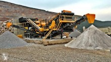 Concasseur-crible Fabo pro-150 mobile crushing&screening plant|concassage et criblage mobile|calcaire/limestone|pret en stock|turbo impact crusher plants