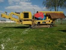 OM Track Concasseur sur chenilles trituradora usada