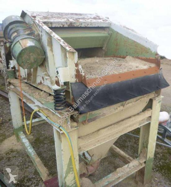 Voir les photos Concassage, recyclage nc Drainage screen for fine sand