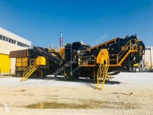 Breek/zeefcombinatie Fabo In Stock **PRO 150 Concassage-criblage mobile| Turbo Impact Crushing Plant