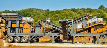 粉碎机、回收机 碎石设备 Fabo FABO FULLSTAR - 90 CONCASSEUR ET CRIBLEUR|MOBILE CRUSHING PLANTS| MOBILE JAW CRUSHER PLANT