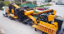 Stenkross Fabo CONCASSEUR MOBILE FABO 200 TPH MEILLEUR QUALITE| MOBILE CRUSHING PLANT| MOBILE CRUSHER