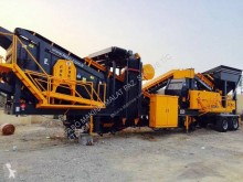 Fabo CONCASSEUR POUR FAIRE DU SABLE FABO MTK - 100|Mobile Crushing Plant| Crusher Plants**In Stock concasseur neuf