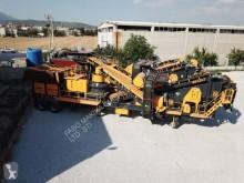 Trituración, reciclaje Fabo MCC série 150-200 TPH USINE DE CONCASSEUR A CONE MOBILE POUR PIERRE DURE trituradora nuevo