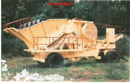 Trituración, reciclaje nc CM 26B trituradora usado