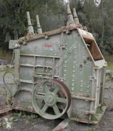 britadeira, reciclagem SBM Impact crusher 12/10/4-S3 Impact crusher / Prallmühle