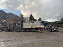 britadeira, reciclagem trituração Metso Minerals