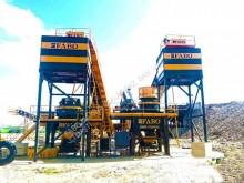 Britadeira, reciclagem Fabo INSTALLATION DE CONCASSAGE ET CRIBLAGE FIXE 250-350 T/H POUR BASALTE ET GRANITE trituração novo