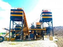 Trituración, reciclaje trituradora Fabo INSTALLATION DE CONCASSAGE ET CRIBLAGE FIXE 250-350 T/H POUR BASALTE ET GRANITE