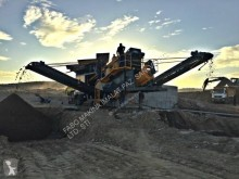 Fabo bucket-wheel/sand washing machine MEY-1230 INSTALLATION DE CRIBLAGE ET DE LAVAGE DU SABLE