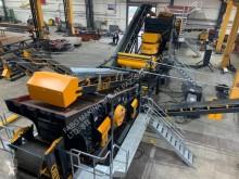 Trituración, reciclaje trituradora Fabo CONCASSEUR MOBILE POUR BASALTE,GRANITE,SILEX MCK-95