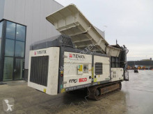 Terex TDS 820 Ecotech crushing, recycling used