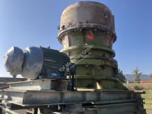 Trituración, reciclaje Svedala-Demag S50 trituradora usado