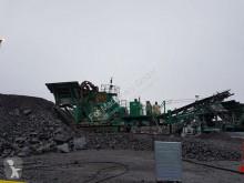 Trituración, reciclaje trituradora Sandvik 1211