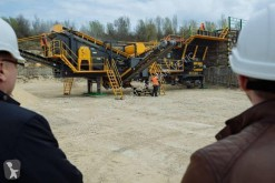 Breek/zeefcombinatie Fabo PRO-90 MOBILE CRUSHING PLANT