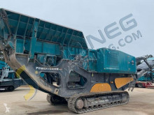 Powerscreen PREMIERTRACK 400 used crusher