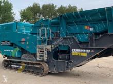 Trituración, reciclaje trituradora Powerscreen Trakpactor 320
