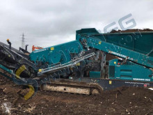 Concasare, reciclare Powerscreen Warrior 800 sortare second-hand