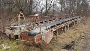 Concasare, reciclare Ridinger floating conveyor platformă transport maşini second-hand
