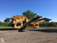 Breken, recyclen Extec E7 tweedehands zeefmachines