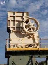 Telsmith 3646 used crusher
