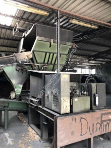 Concasare, reciclare Thoma asphalt crusher concasare second-hand