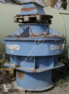 Concasare, reciclare nc David 75N - Vertical crusher concasare second-hand