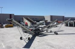 máquina para triturar residuos Metso