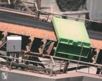 Concassage, recyclage convoyeur Wagner Metallsuchgerät
