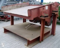 Breken, recyclen Vibrationsrinne tweedehands transportband