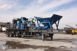 britadeira, reciclagem Svedala H36