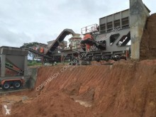 Constmach 250 -300 tph CAPACITY MOBILE CRUSHING AND SCREENING PLANT