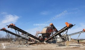 Constmach 100-150 tph SAND SCREENING AND WASHING PLANT