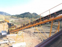 Fabo CONVEYOR BELT ANY LENGTH AND ANY WIDTH crushing, recycling