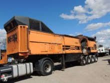 Used waste shredder Doppstadt DZ 750 Kombi, 04.2007rok, 612KM