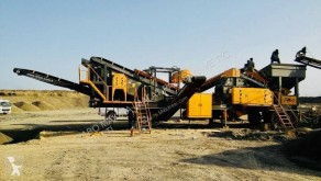 Fabo MTK-100 MOBILE CRUSHING & SCREENING PLANT – SAND MACHINE new crusher