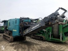 Trituradora usada Powerscreen Metrotrak HA
