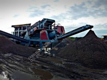 Fabo MEY-1645 MOBILE SAND SCREENING & WASHING PLANT дробильная установка новый