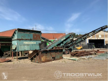 Powerscreen Chieftain 1200 crushing, recycling