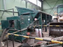 Steinert Waste Segregation Technology Line and BIO suspension preparation crushing, recycling