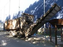 Doppstadt waste shredder