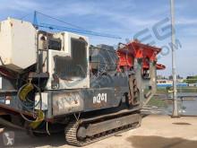 Trituración, reciclaje trituradora Sandvik QJ241