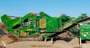 粉碎机、回收机 碎石设备 McCloskey C44 sur chenilles