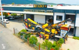 Fabo 粉碎机、回收机 MCC SERIES 200-250 TPH MOBILE CONE CRUSHER PLANT FOR HARDSTONE 碎石设备 新车