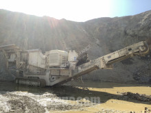 Metso Lokotrack concasseur occasion