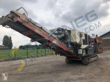 Drvenie, recyklácia Sandvik QJ241 drvič ojazdený
