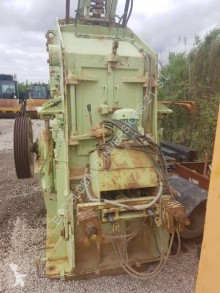 Used crusher Triman ist-4