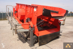 trituración, reciclaje triturador de basura usado
