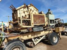 Trituración, reciclaje Hazemag APK40 trituradora-cribadora usado