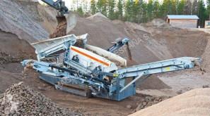 Trituración, reciclaje trituradora Metso ST2.4(78545)
